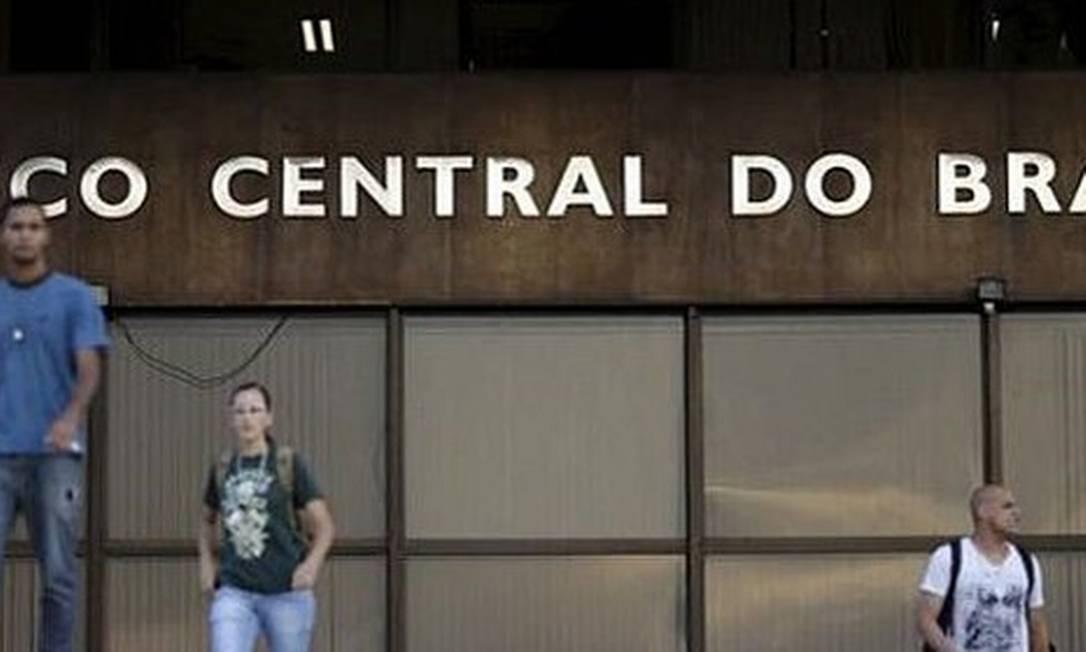 Sede do Banco Central, Brasília Foto: Ueslei Marcelino / Reuters