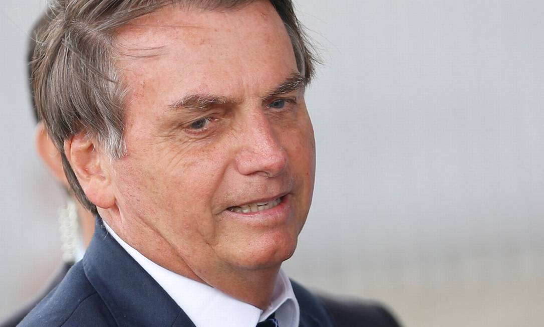 Jair Bolsonaro defende mudanças no ICMS Foto: Adriano Machado / REUTERS