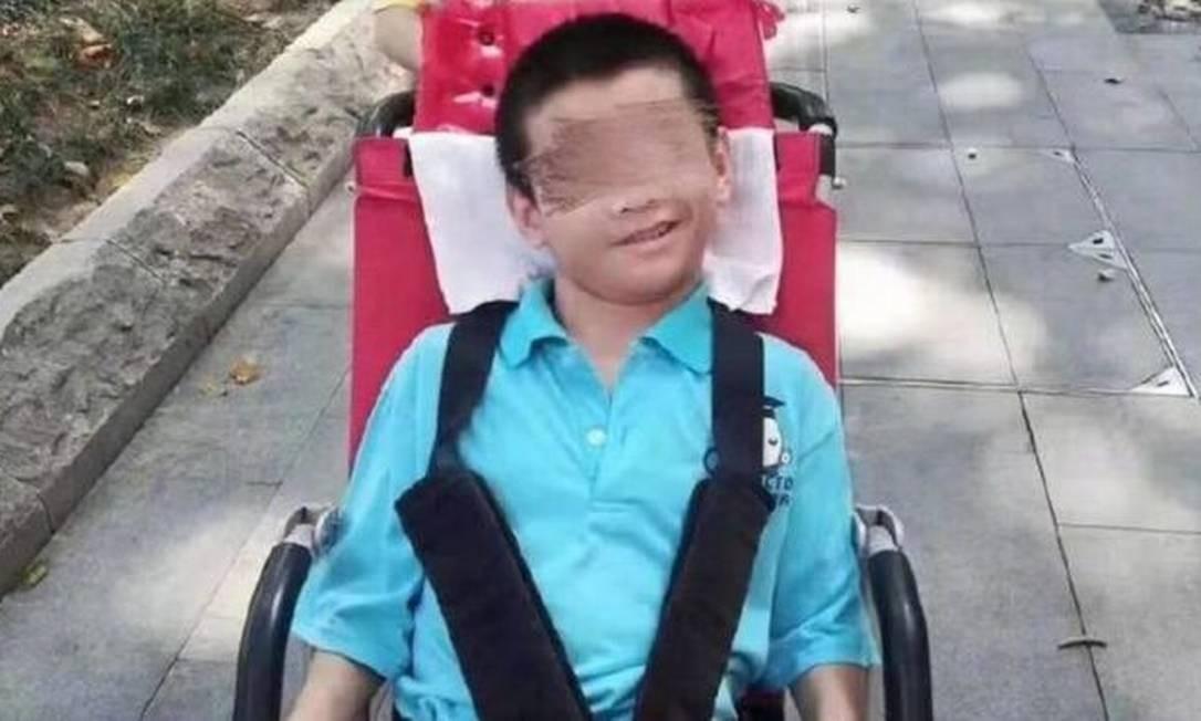 A morte de Yan Cheng repercutiu nas redes sociais e levou à demissão de duas autoridades na China Foto: Weibo