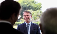 O presidente Jair Bolsonaro Foto: Marcos Corrêa/Presidência