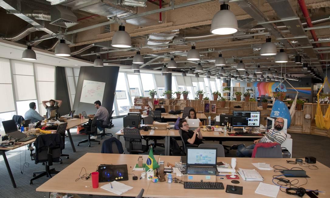 Fábrica de Startups fez parceria com a L'oreal Foto: Adriana Lorete / Agência O Globo