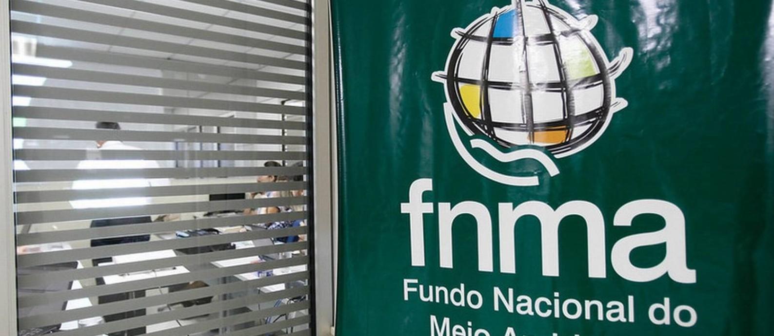 Escritório do Fundo Nacional do Meio Ambiente em Brasília Foto: Gilberto Soares / MMA