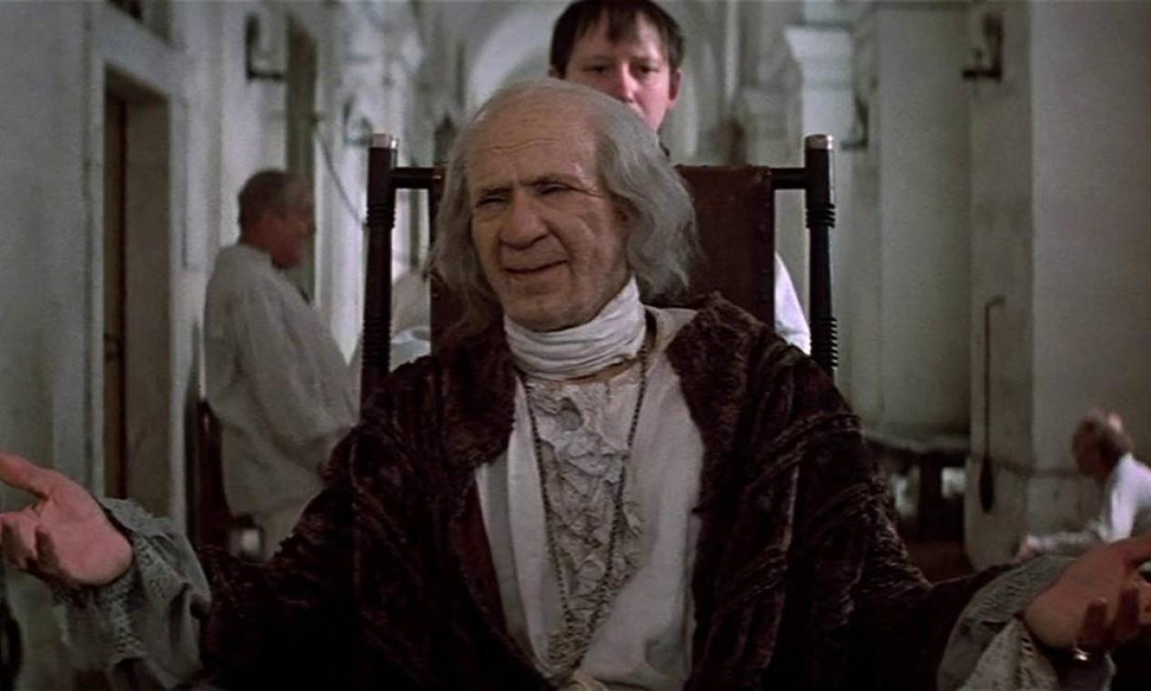 """""""Amadeus"""" (1984): Essa foi a última vez em que um mesmo filme teve dois atores concorrendo na categoria de Melhor Ator. Com as chances dobradas, esse foi um dos oito — entre 11 indicações — prêmios que o longa faturou. No caso de Melhor Ator, quem levou foi F. Murray Abraham, que, entre outros, concorreu com seu colega de set Tom Hulce. Foto: Divulgação"""