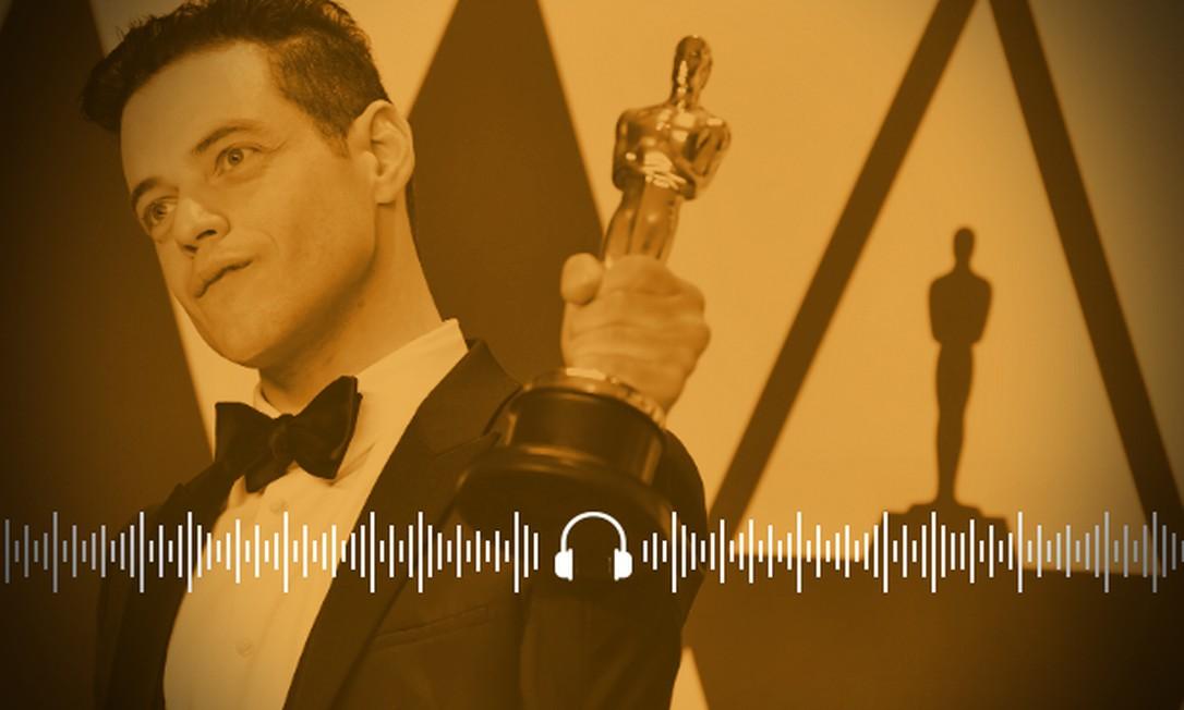 Premiação do Oscar acontece no domingo (9), em Los Angeles Foto: Arte