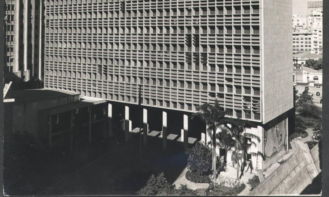 Calendário que será lançado pelo Arquivo Nacional terá imagens raras do Rio Foto: Arquivo Nacional