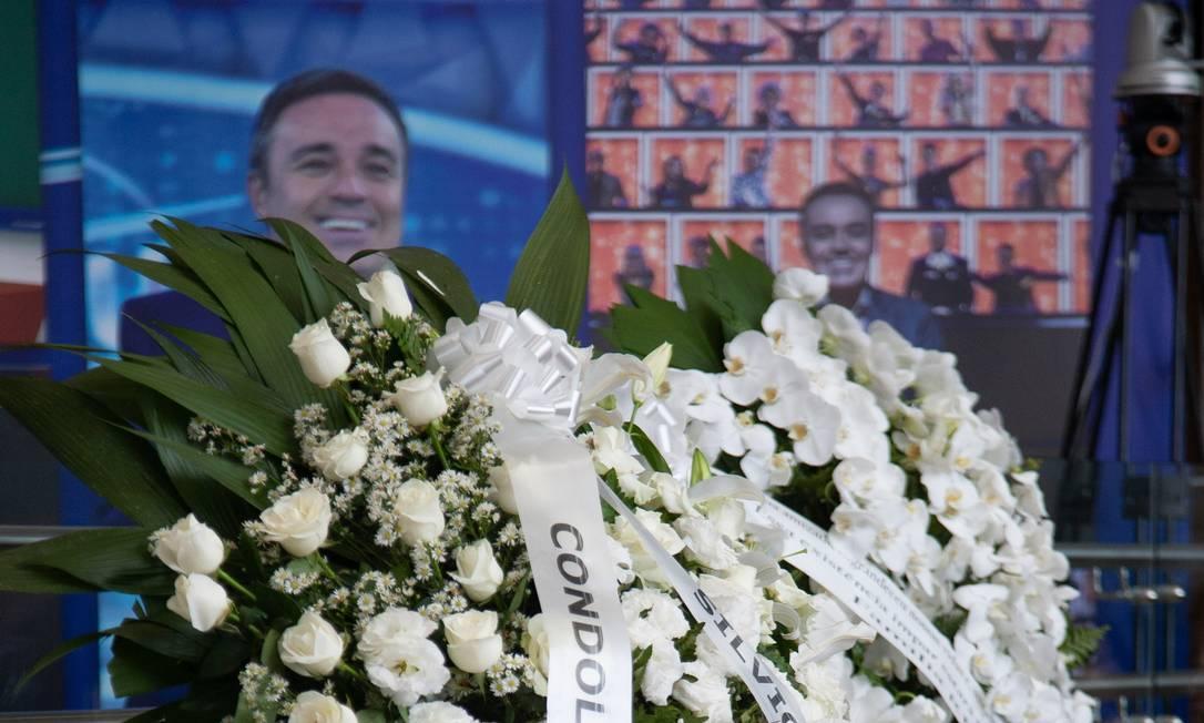 Após a morte do apresentador Gugu Liberato, familiares disputam herança Foto: Jefferson Coppola / Agência O Globo