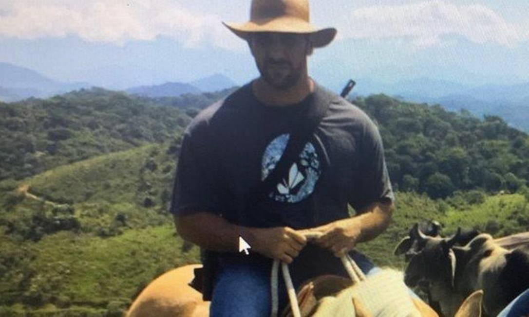 Adriano estava sendo monitorado há mais de um mês Foto: Reprodução