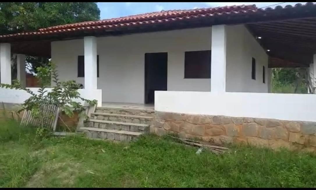 Com Adriano da Nóbrega, morto em um sítio em Esplanada, na Bahia, foram encontrados os celulares e os chips Foto: Divulgação