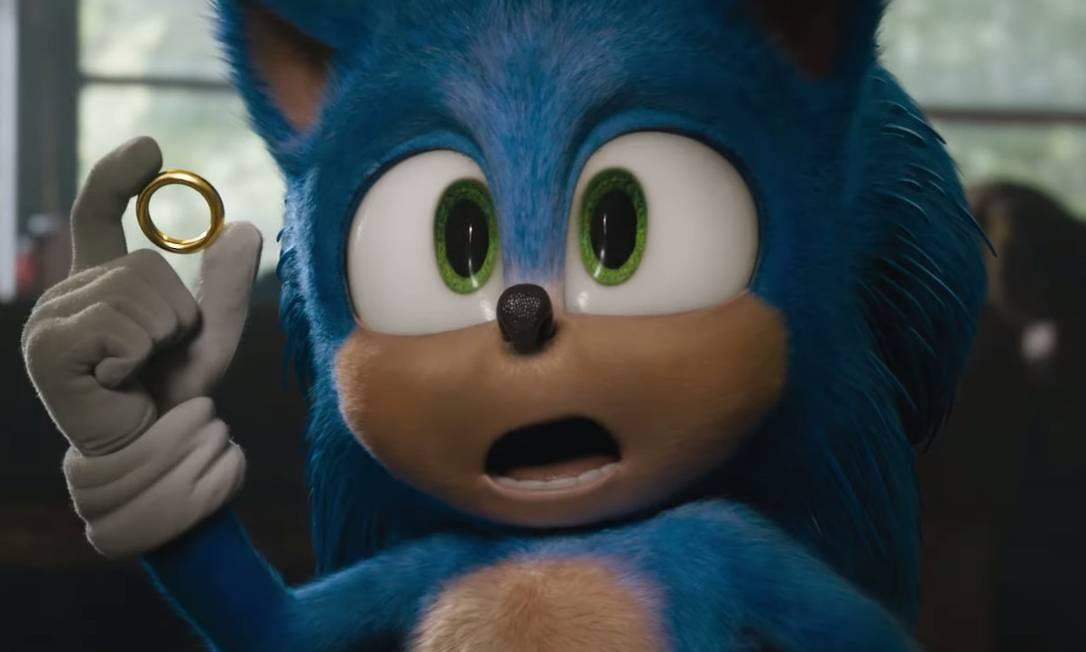 Sonic - O filme Foto: Divulgação