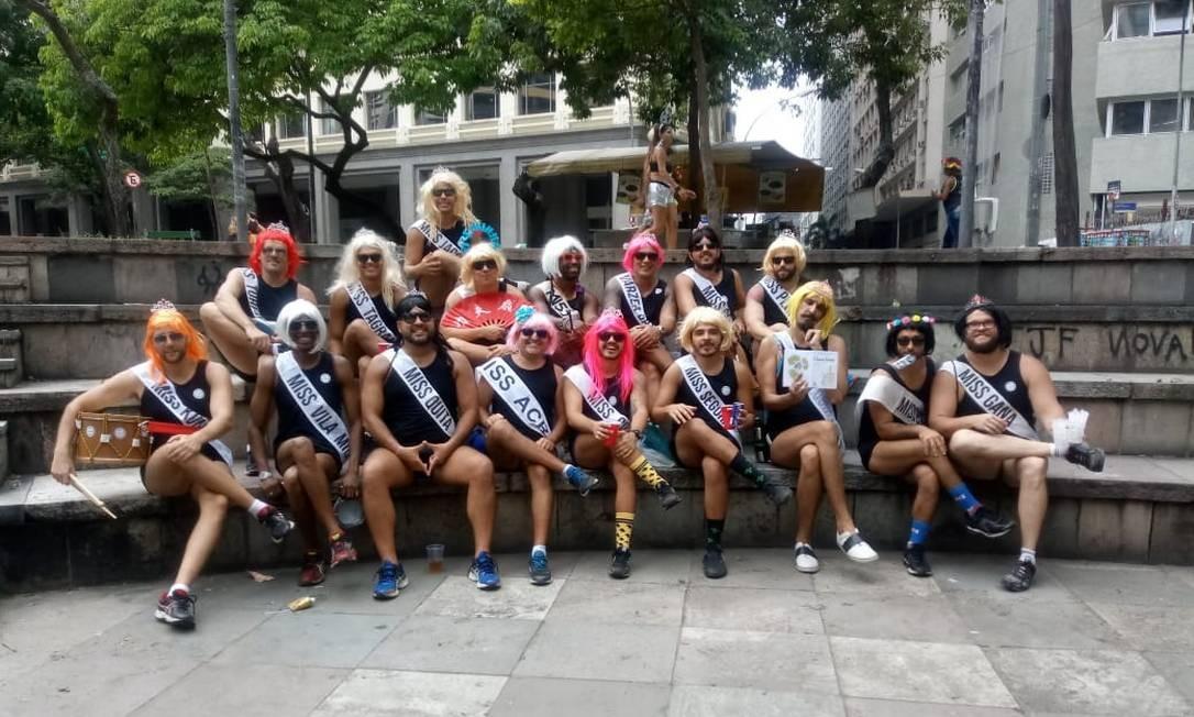 Misses estão presentes em vários pontos do Rio Foto: Arquivo Pessoal
