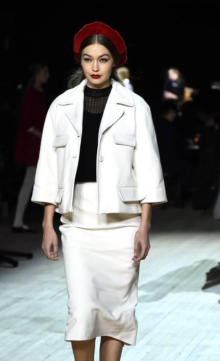 Gigi Hadid Foto: Jamie McCarthy / Getty Images for Marc Jacobs
