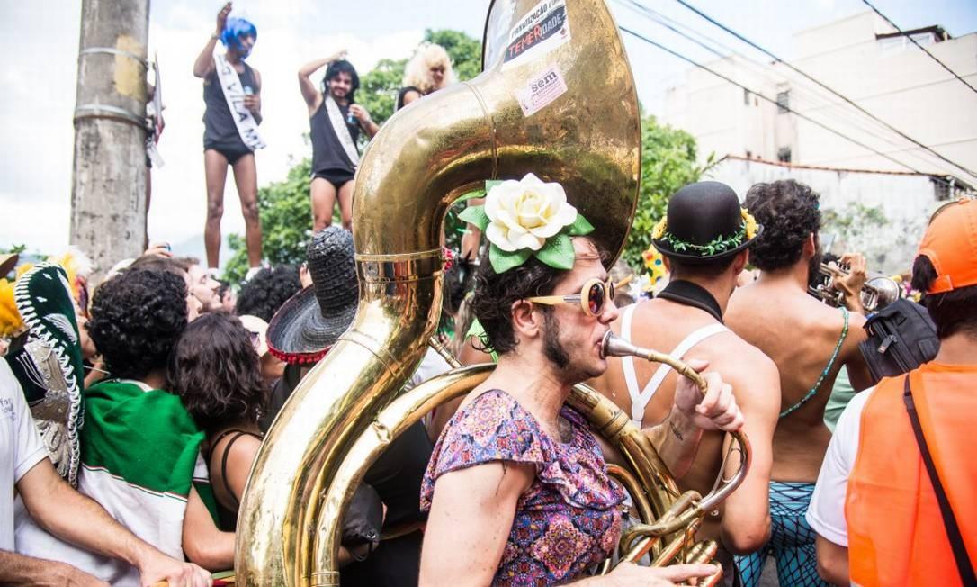 O multinstrumentista Juba Pires vai tocar em dez blocos Foto: Divulgação/Ana Carvalho / Divulgação/Ana Carvalho