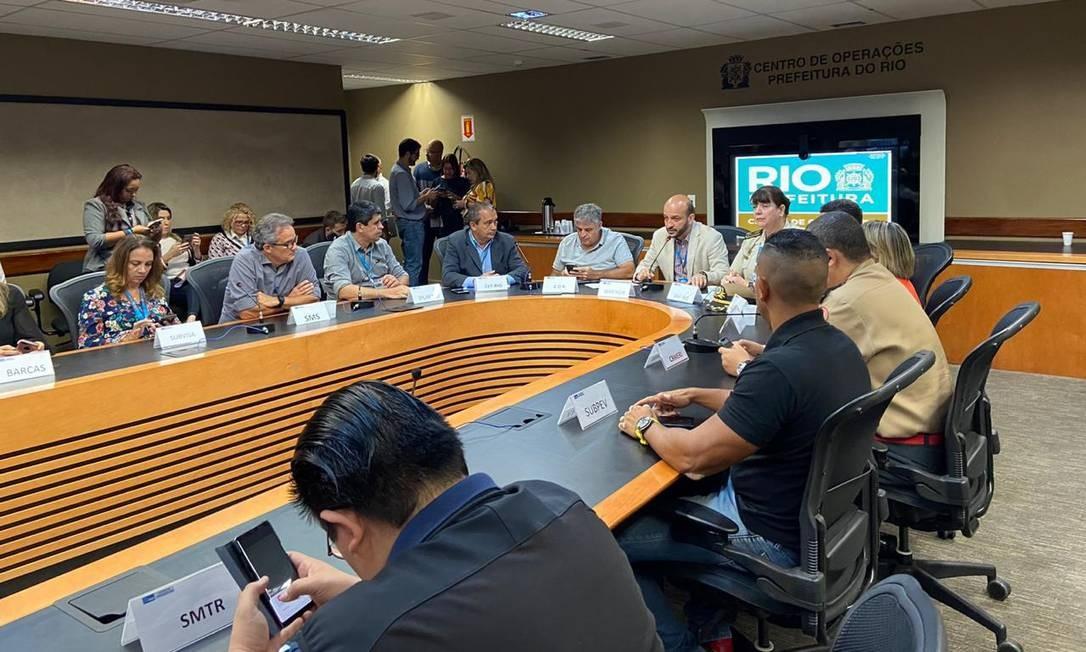 Prefeitura divulga esquema de segurança para os blocos Foto: Carolina Moura