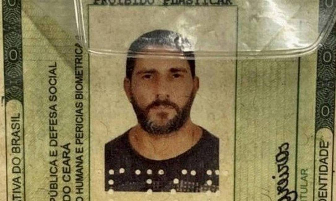 Adriano Magalhães da Nóbrega: miliciano morreu, segundo a polícia, em confronto com agentes na Bahia Foto: Reprodução
