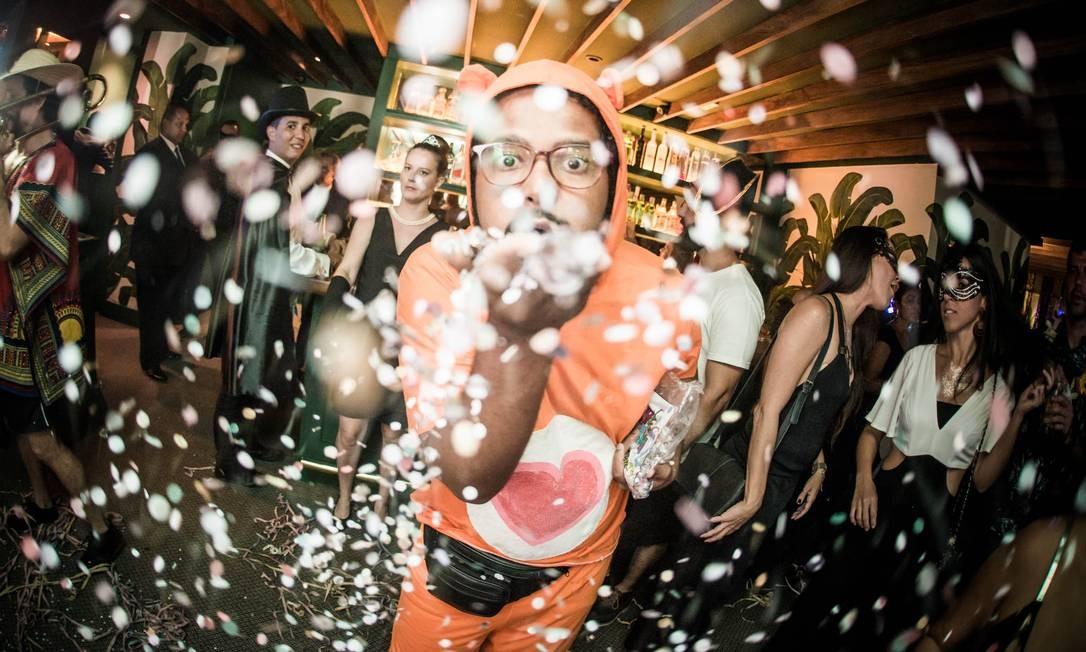 Baile do Spanta terá participações de Toni Garrido, Emanuelle Araújo e Marcelle Motta Foto: Divulgação