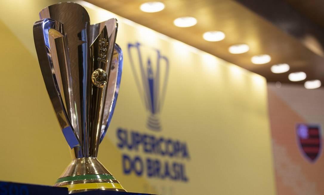Media Day da Supercopa 2020 Foto: Thais Magalhães/CBF