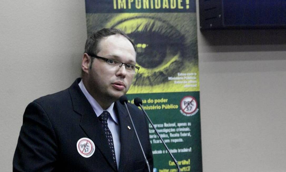 Alexandre Schneider, procurador da República Foto: Reprodução/MPRS
