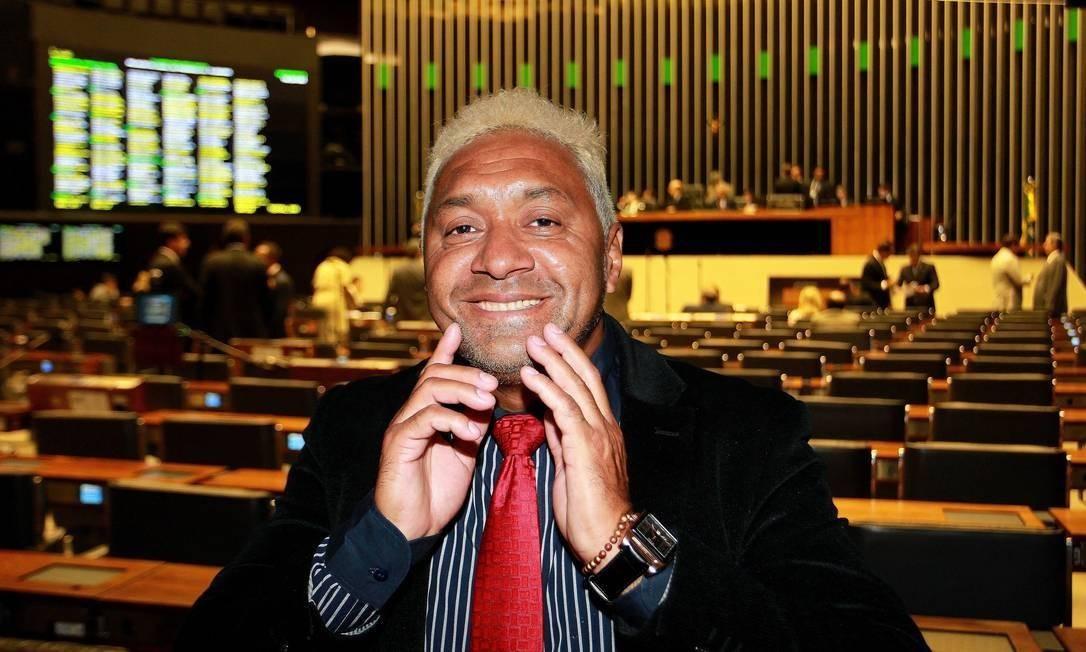 """O deputado federal Tiririca (PL-SP) foi citado como um """"puxador de votos"""" que ajudou a eleger colegas de partido Foto: Ailton de Freitas/Agência O Globo"""