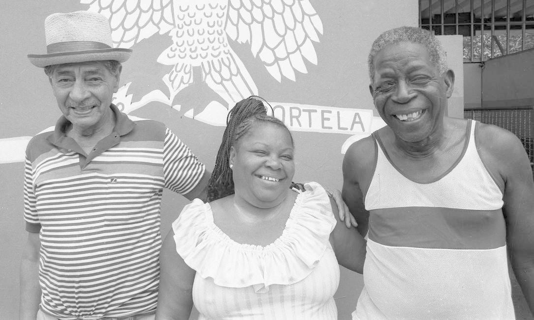 Velha Guarda da Portela prepara festa de 50 anos, mas fará apenas um show  neste carnaval - Jornal O Globo