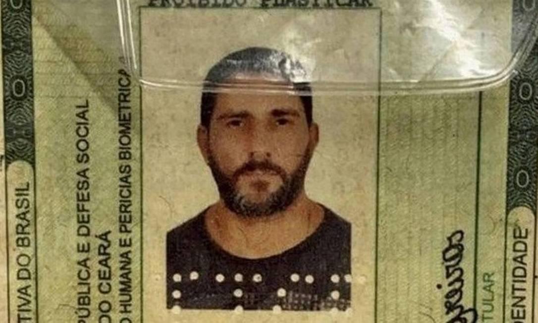 Ex-capitão do Bope do Rio, Adriano Magalhães da Nóbrega morreu na Bahia Foto: Reprodução