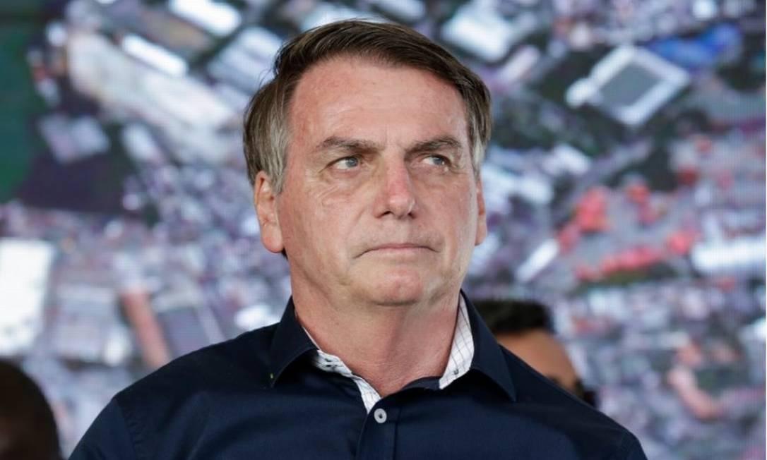 """Bolsonaro afirmou esperar que as investigações sobre a morte de milicianoo """"cheguem a um bom termo"""" Foto: Carolina Antunes/PR / Carolina Antunes/PR"""