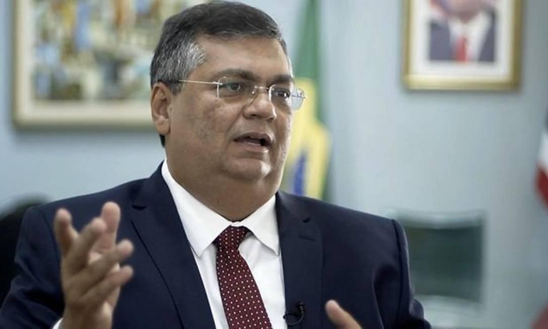 Governador do Maranhão, Flávio Dino (PCdoB) Foto: FELIX LIMA/BBC NEWS BRASIL