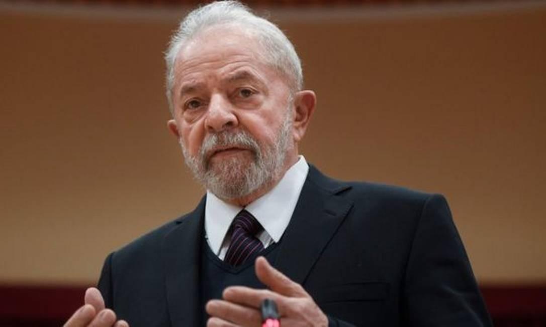 O ex-presidente Luiz Inácio Lula da Silva Foto: GETTY IMAGES
