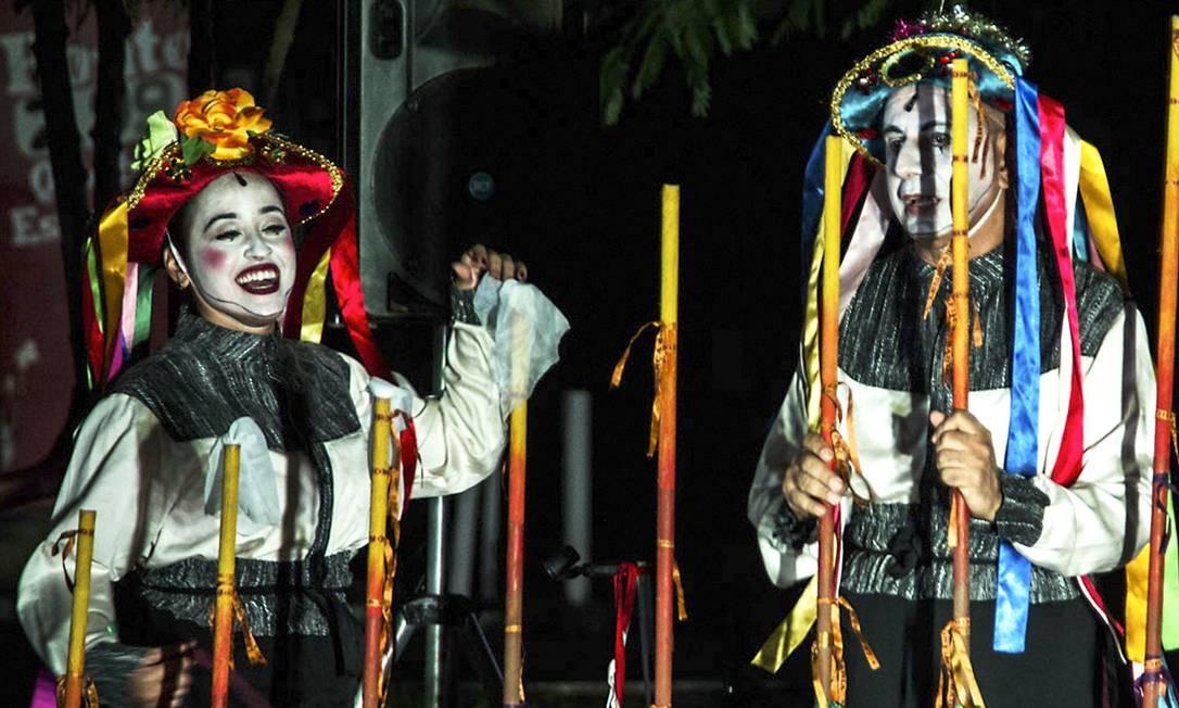 Atração do Festival Sergipano de Artes Cênicas, um dos que já foram contemplados pelo Fundo Nacional Foto: Pritty Reis / Divulgação / Governo de Sergipe
