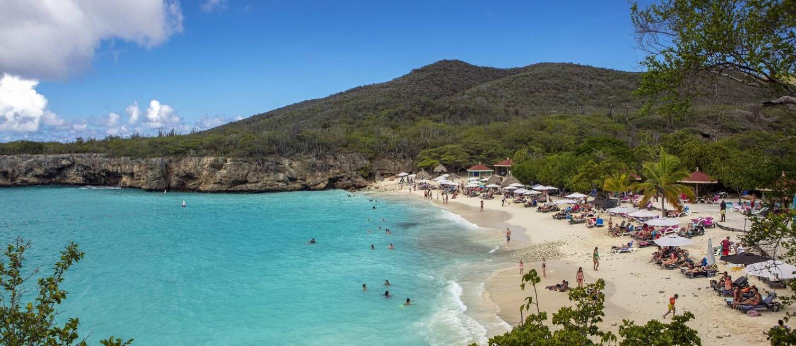 Curaçao, a ilha holandesa no Caribe, repleta de belezas naturais e culturais Foto: Scott Baker / NYT