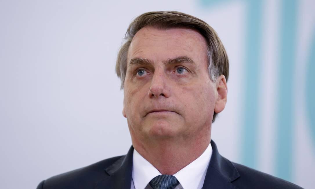 Em rede social, o presidente Jair Bolsonaro a situação no Ceará é de 'guerra urbana' Foto: Carolina Antunes/Presidência