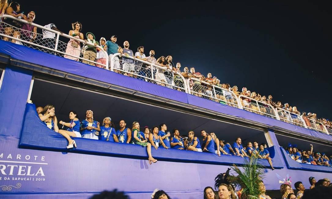 O espaço da Portela passa a receber 1.110 pessoas por noite Foto: Divulgação