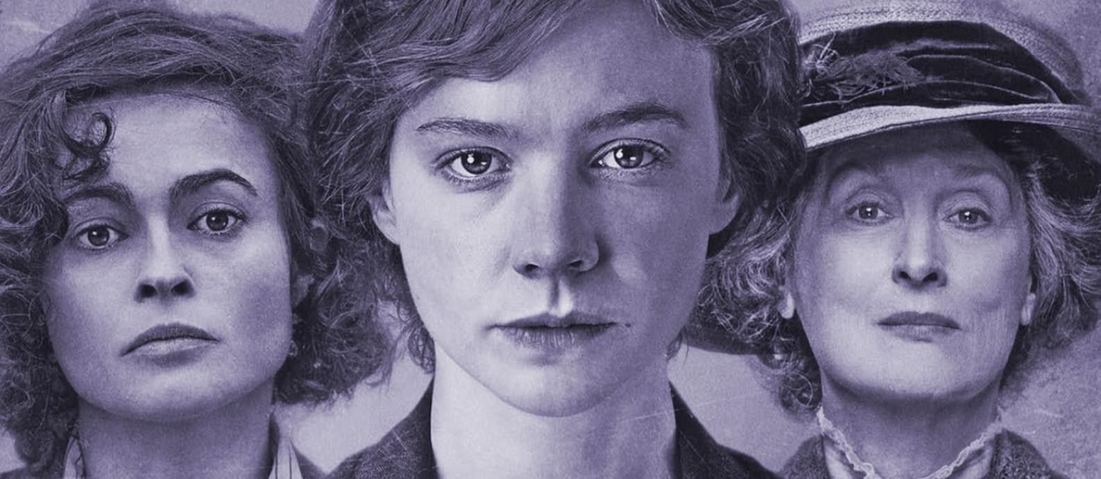 """O filme """"As Sufragistas"""" retrata a luta de mulheres pelo direito ao voto na Inglaterra, no início do século XX Foto: Divulgação"""