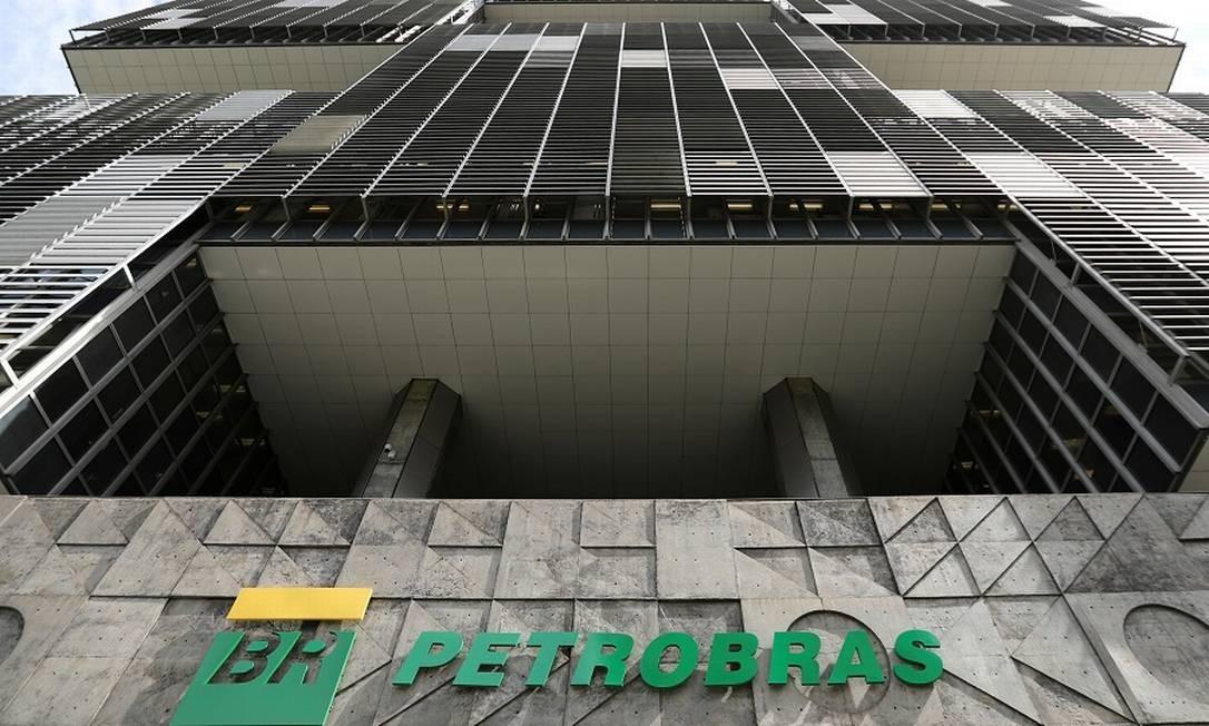 Sede da Petrobras no Centro do Rio Foto: Sergio Moraes / REUTERS