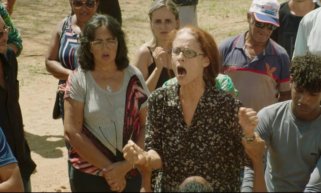 """Sonia Braga em cena do filme """"Bacurau"""". Foto: Divulgação"""