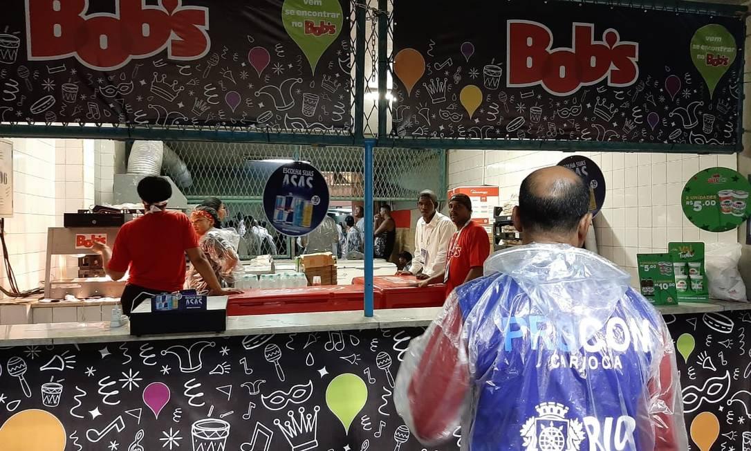 Duas lojas do Bobs foram notificadas pelo Procon Foto: Divulgação/Procon Carioca