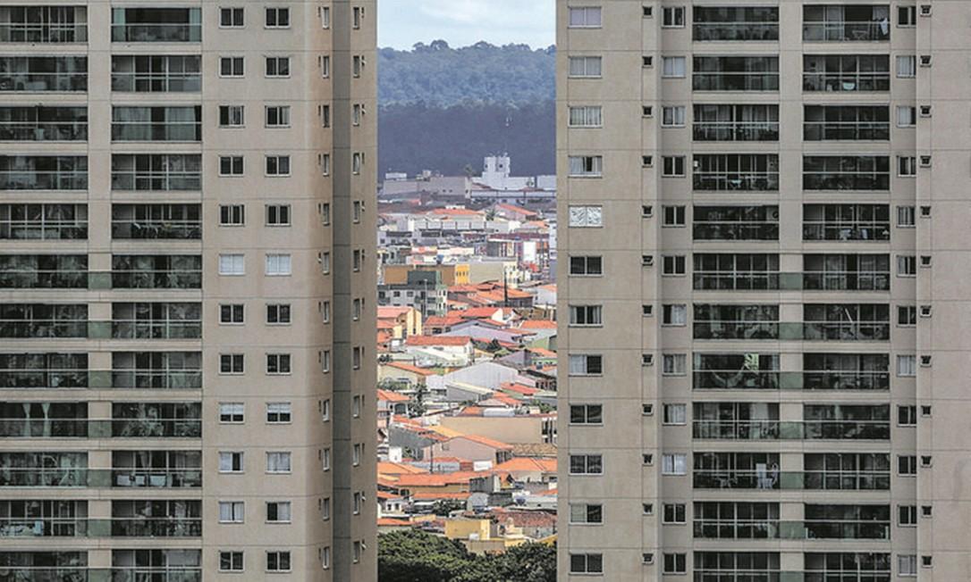 Até 'fintechs' oferecem o 'home equity'. Foto: André Coelho / Agência O Globo