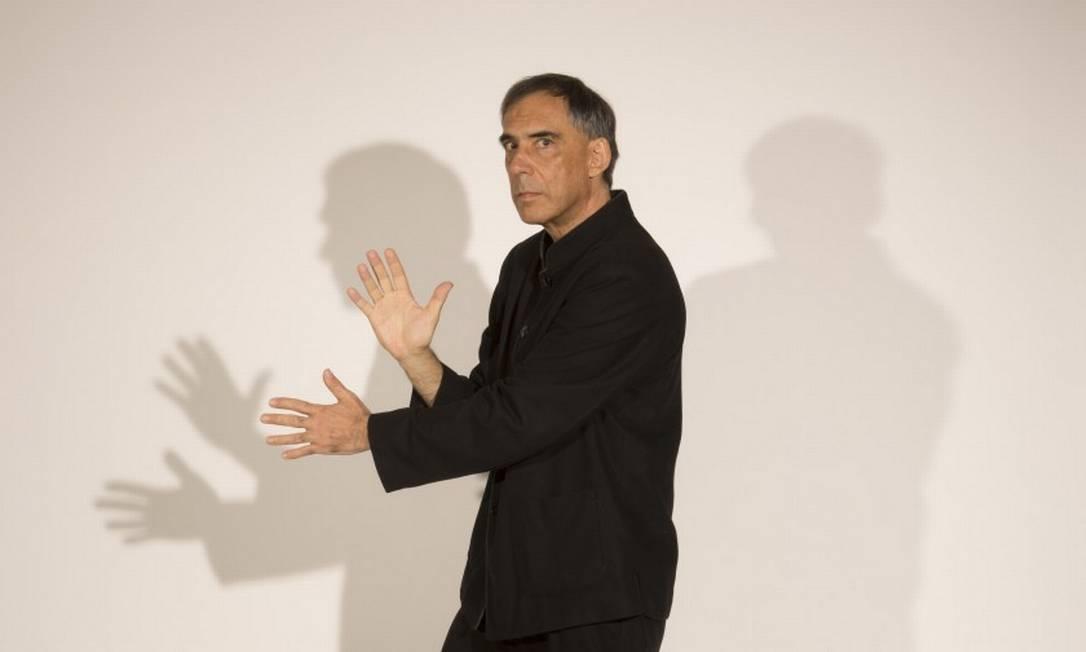 Arnaldo Antunes é um dos compositores de 'O pulso' Foto: Márcia Xavier / Divulgação