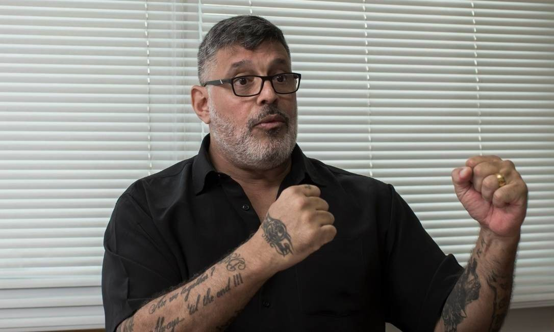 O deputado federal Alexandre Frota, do PSDB de São Paulo Foto: Edilson Dantas/Agência O Globo