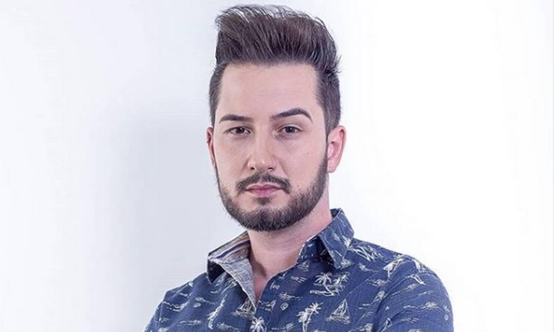 O cantor sertanejo Glaucio Gomes, que estava em ínicio de carreira, morreu nesta segunda-feira Foto: Infinitty Studio Photo & Film