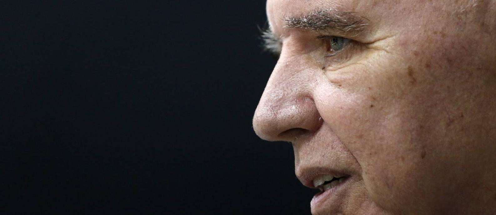 Valdir Espinosa, gerente técnico do Botafogo Foto: Vitor Silva/Botafogo