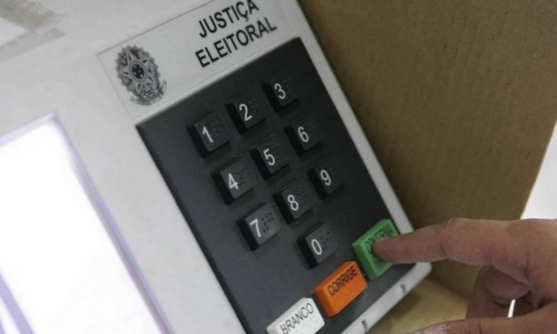 Urnas das eleições deste ano ainda não foram licitadas Foto: Felipe Hanower / Agência O Globo