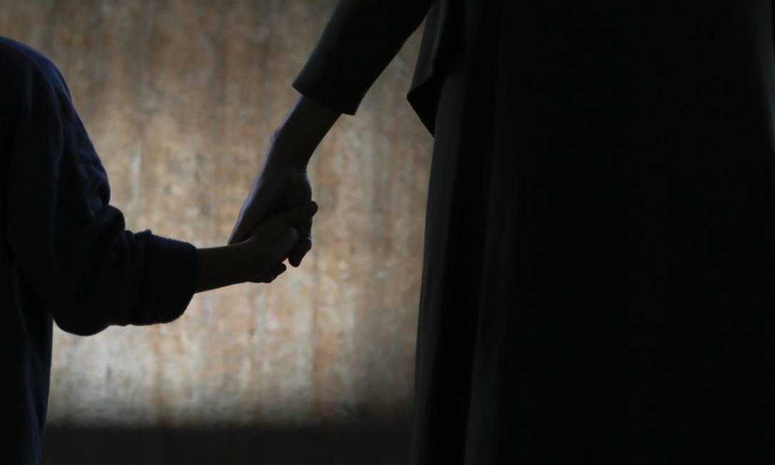 Ministério da Saúde registra 13.409 denúncias de crianças de 0 a 9 anos abusadas Foto: Michel Filho/12.12.2017 / Agência O Globo