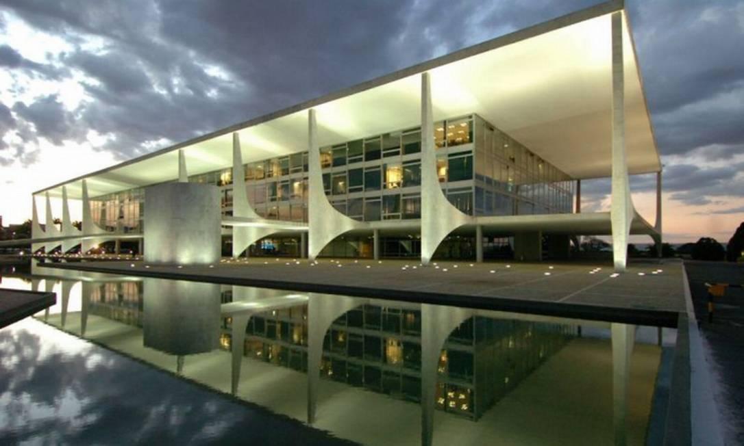 Palácio do Planalto Foto: Arquivo/Agência Brasil