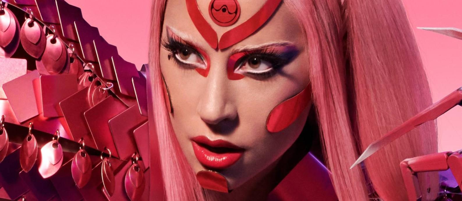 A cantora americana Lady Gaga Foto: Divulgação