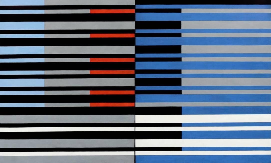 A mostra exibe diferentes suportes usados por Serpa, como caixas de fósforo, envelopes e até convites de exposição Foto: Jaime Acioli / Divulgação