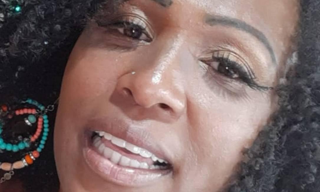 Ligia Ferreira, vítima de racismo e injúria racial na porta do NorteShopping Foto: Divulgação