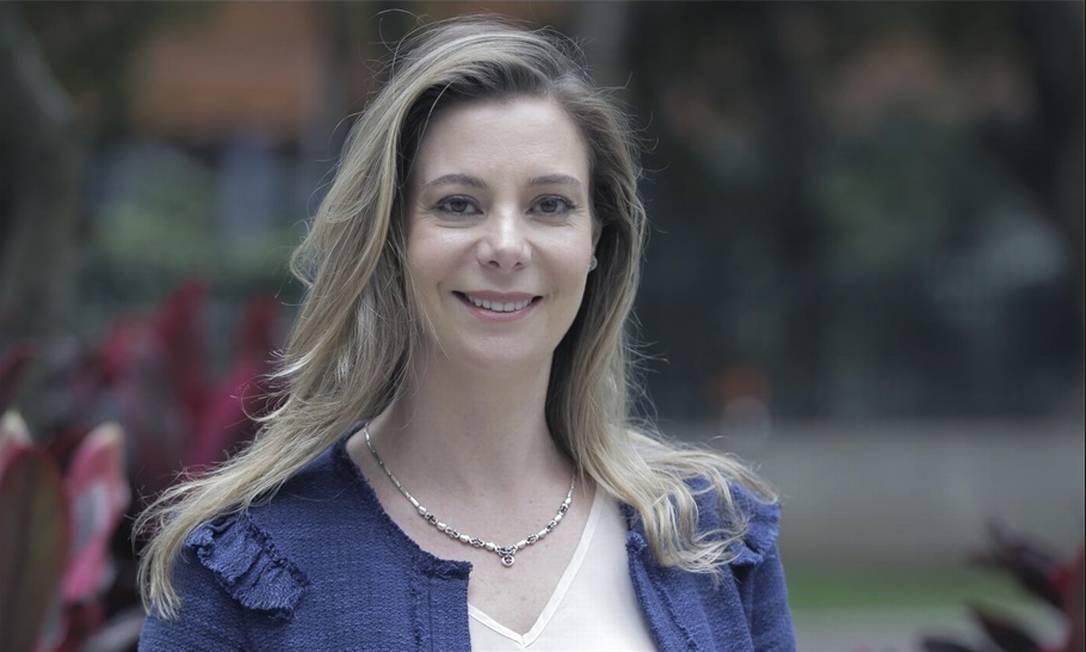 Priscila Cruz é presidente-executiva do movimento Todos Pela Educação Foto: Divulgação