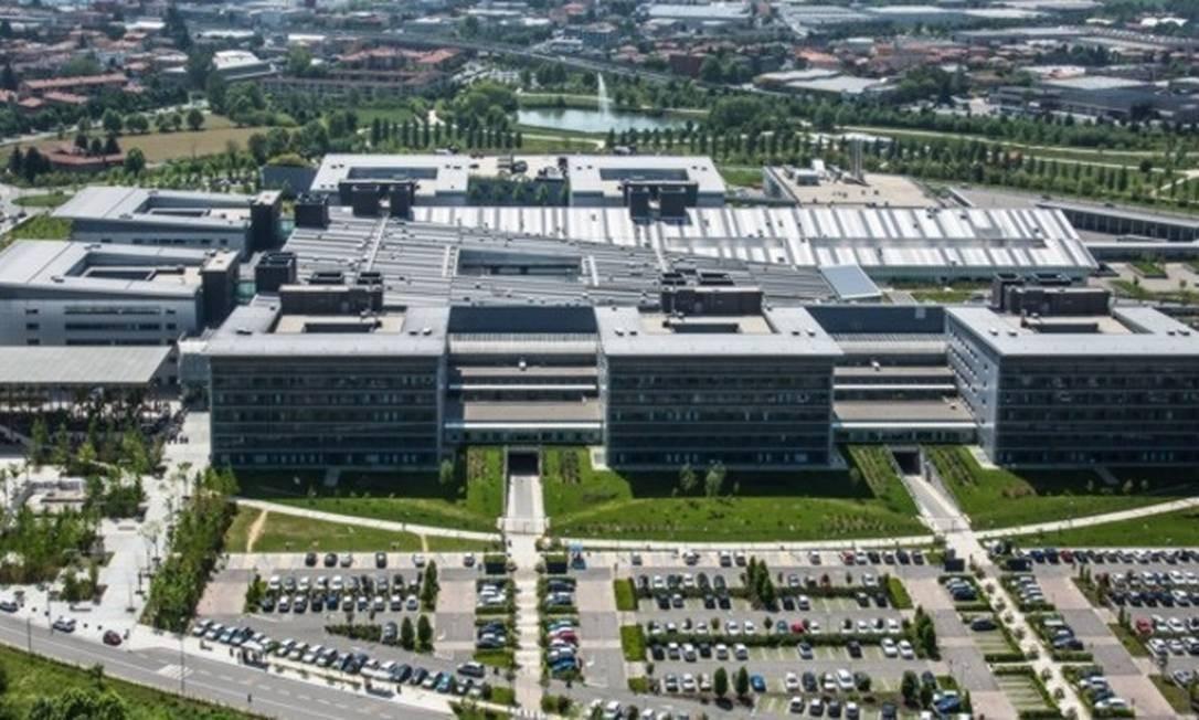 Médico do Hospital de Bergamo, no norte da Itália, relata falta de estrutura para atender demanda por Covid-19 Foto: Reprodução