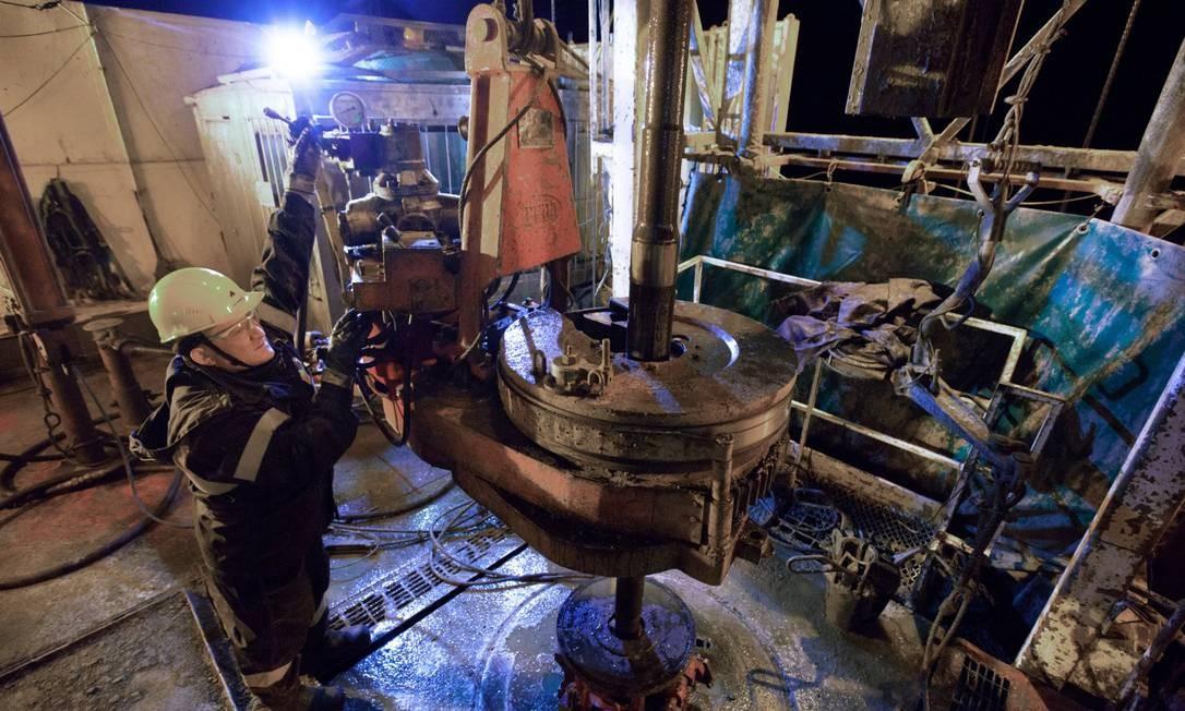 Desentendimento entre Rússia e Opec provocou queda abrupta nos preços do petróleo Foto: Andrey Rudakov / Bloomberg
