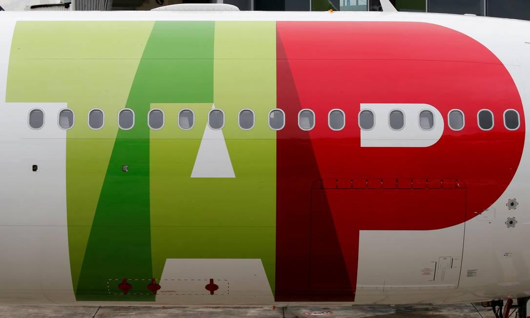 Ao todo, a TAP cortou 3,5 mil voos por causa do novo coronavírus Foto: Regis Duvignau / REUTERS
